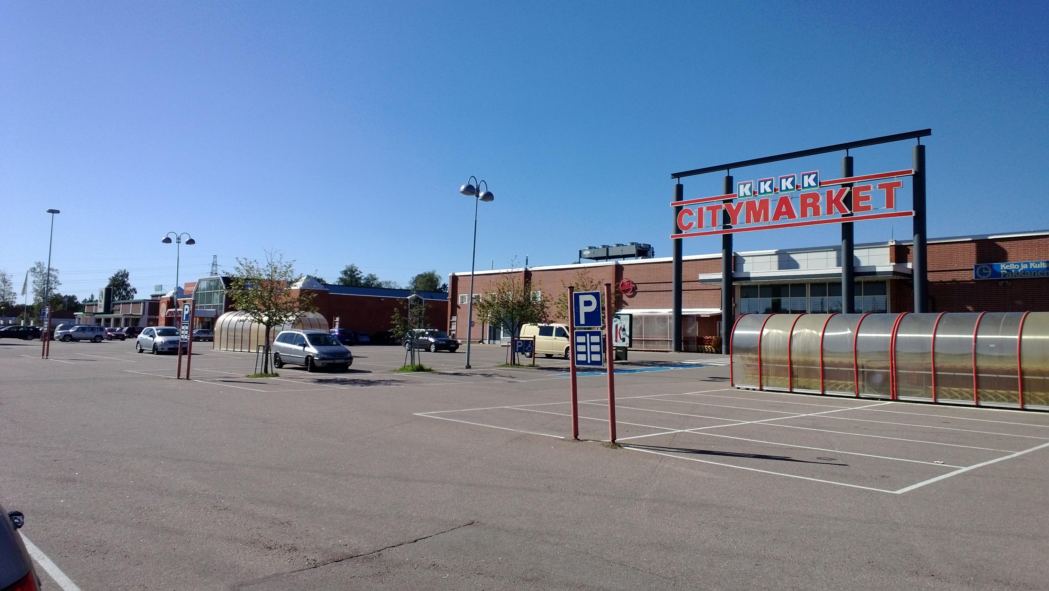 K Citymarket Irtokarkit