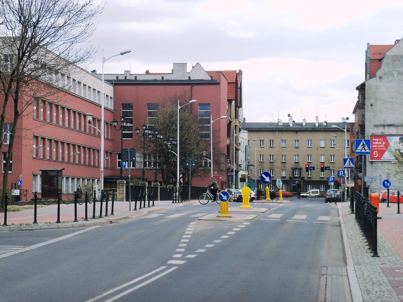Ulica Bogucicka w Katowicach