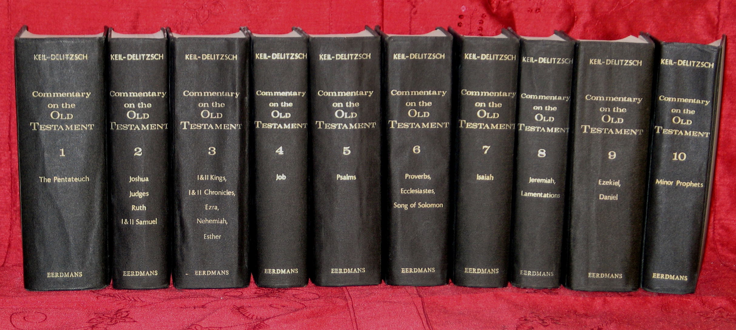 About Franz Delitzsch Biography Translator Theologian Bible