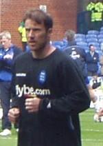 Kenny Cunningham Irish former footballer