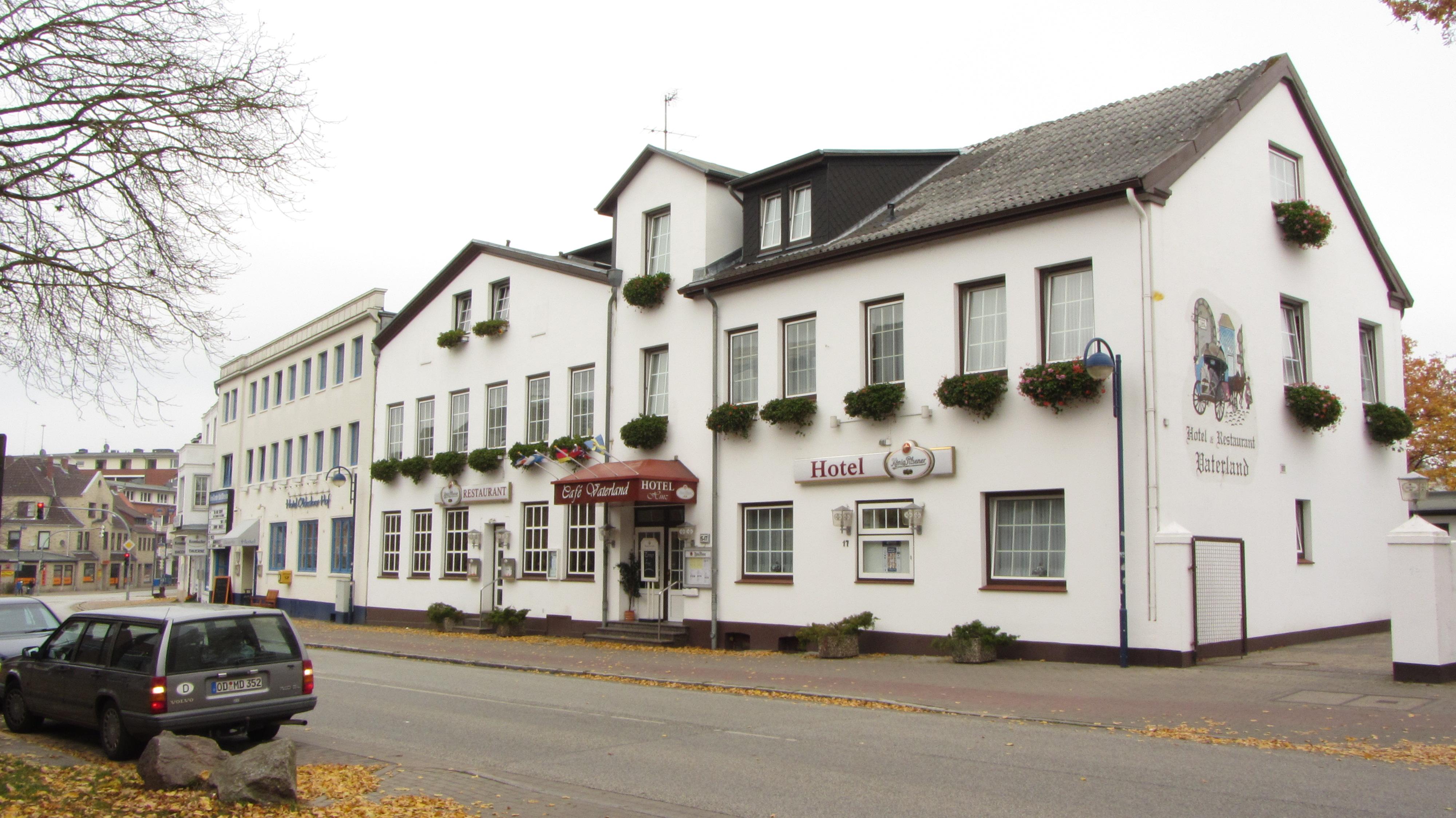 Hotel In Der Nahe Konnig Der Lowen