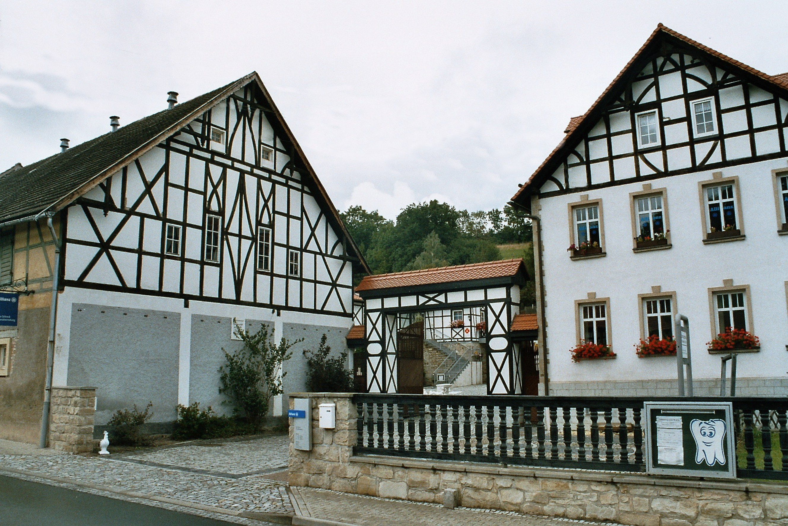 Farmhouse Style House File Kraftsdorf Half Timber Framed Houses 1 Jpg