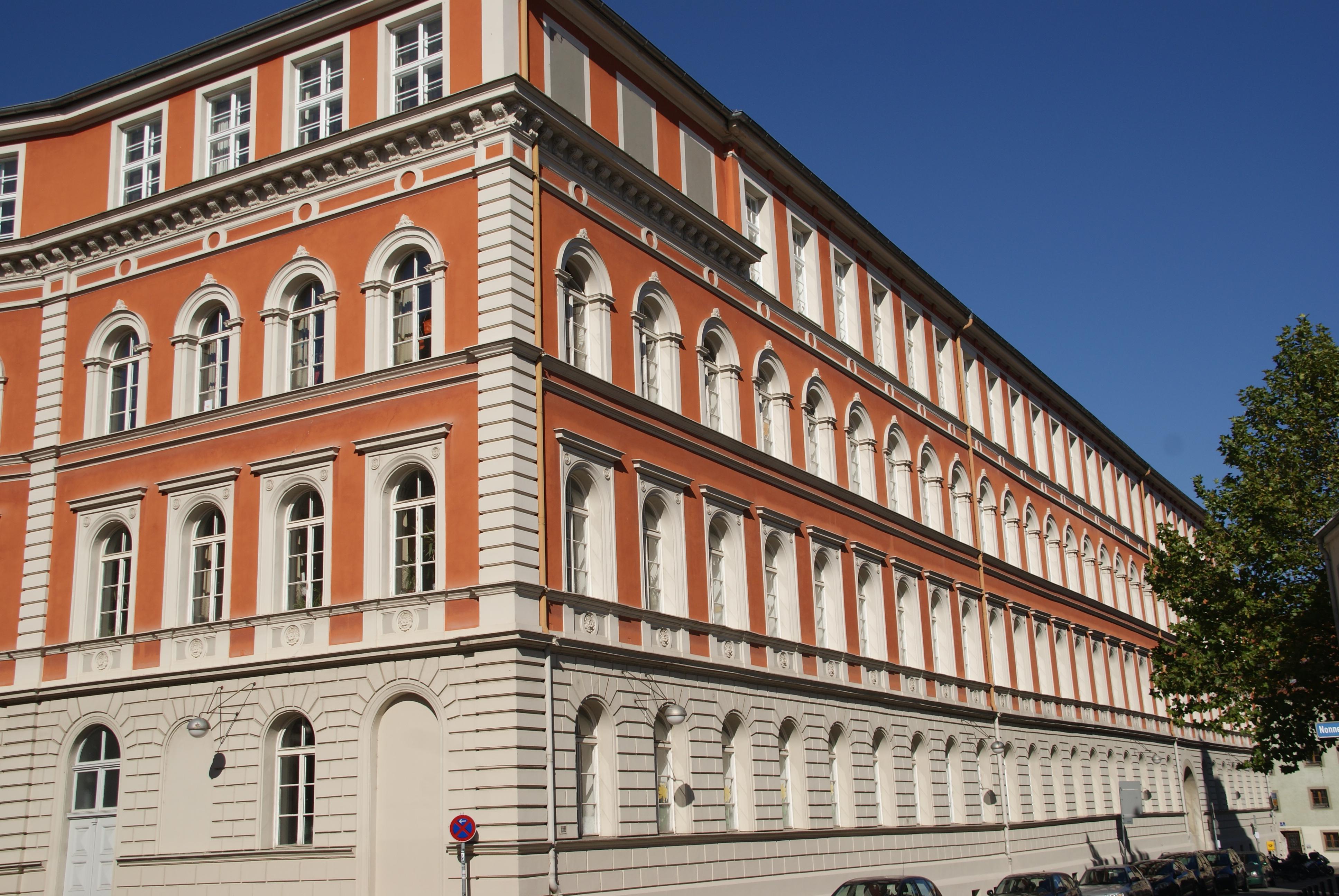 Kreuzschule Regensburg