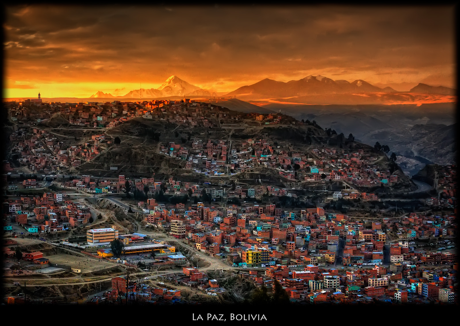 Dating in la paz bolivia