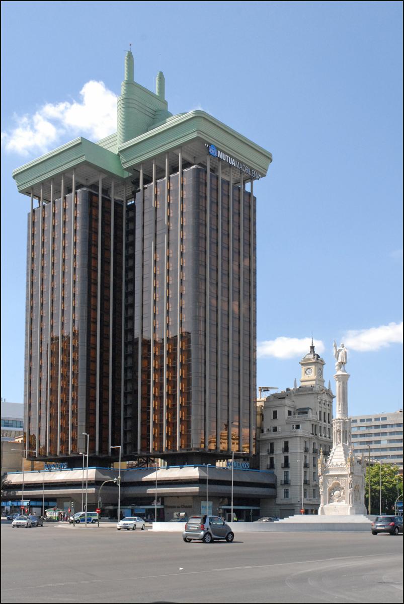 Mutua madrile a wikipedia la enciclopedia libre for Oficina mutua madrilena
