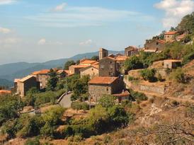 Letia Commune in Corsica, France