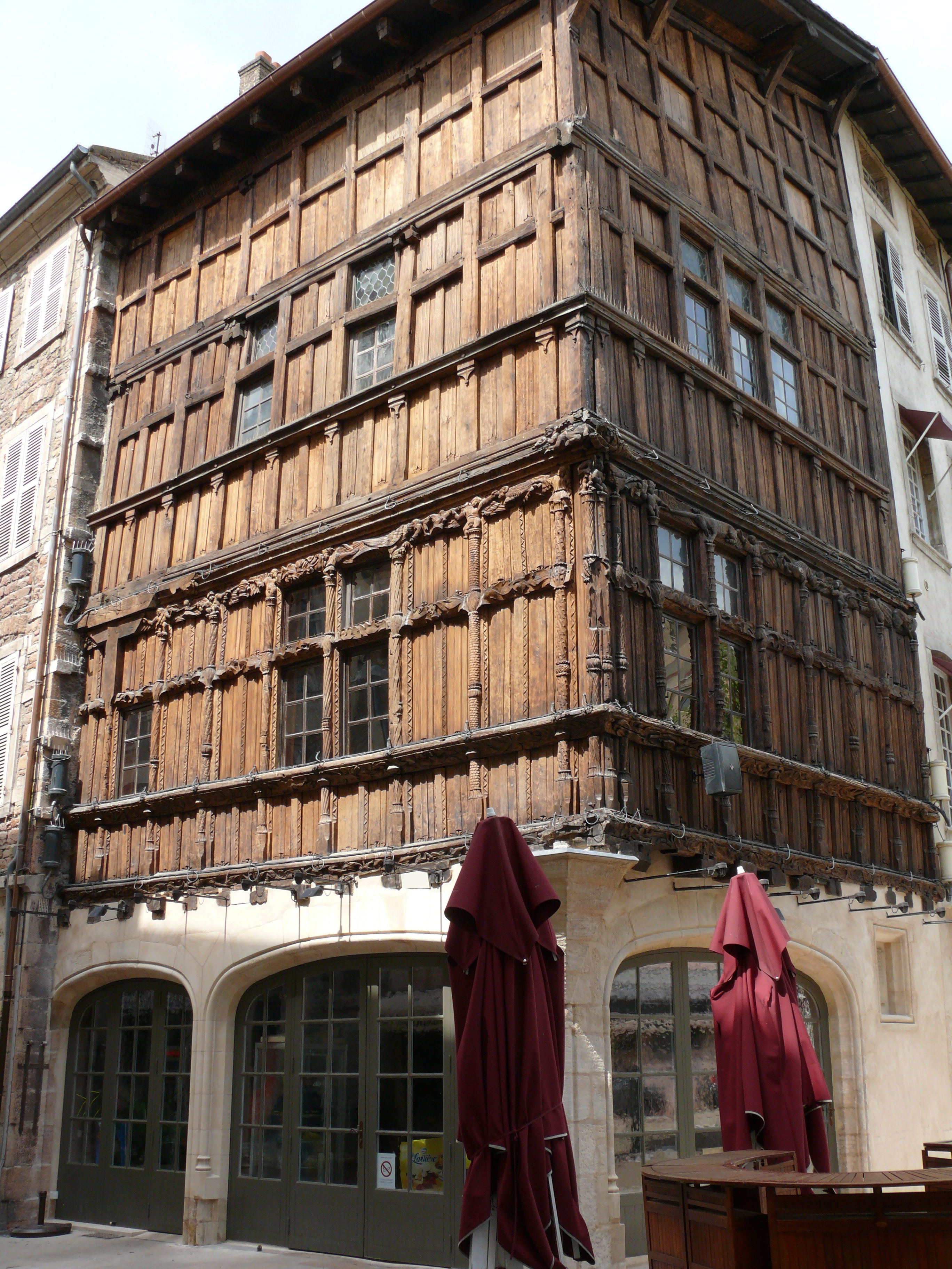 La maison de bois macon - La maison de bois macon ...