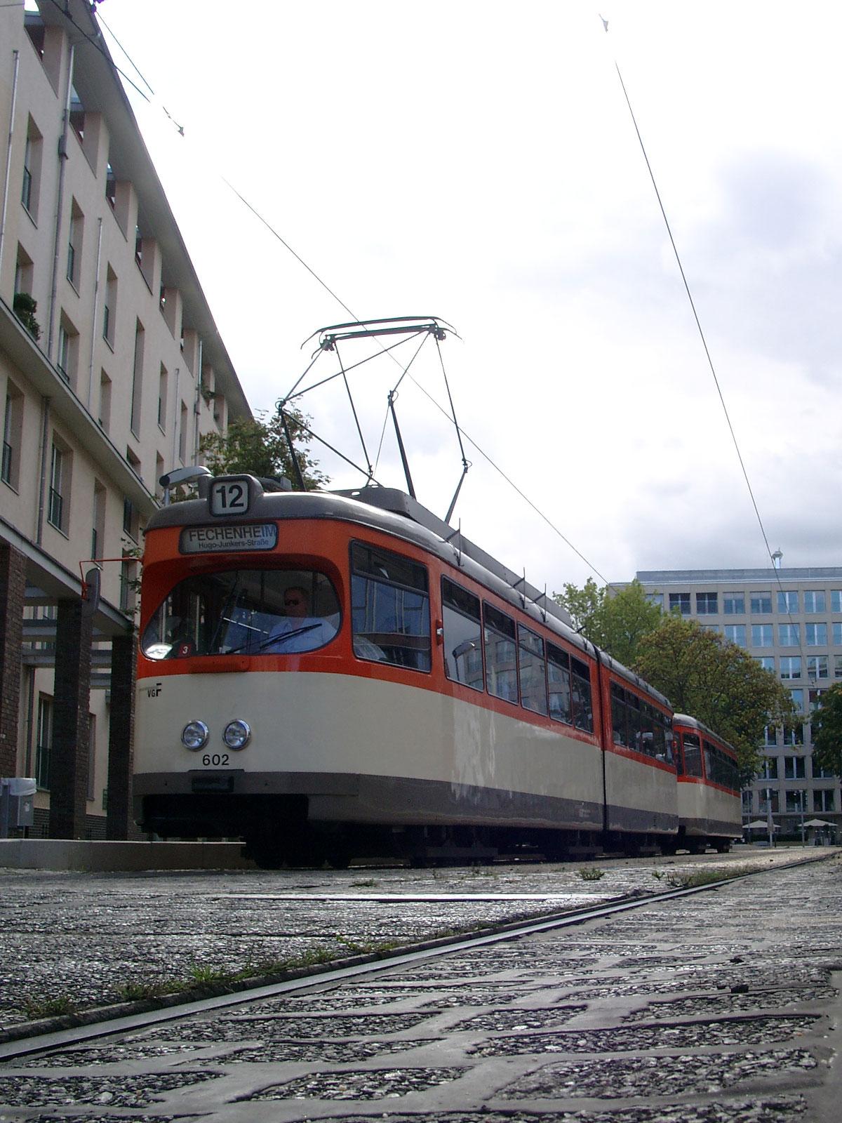 M-tram-frankfurt