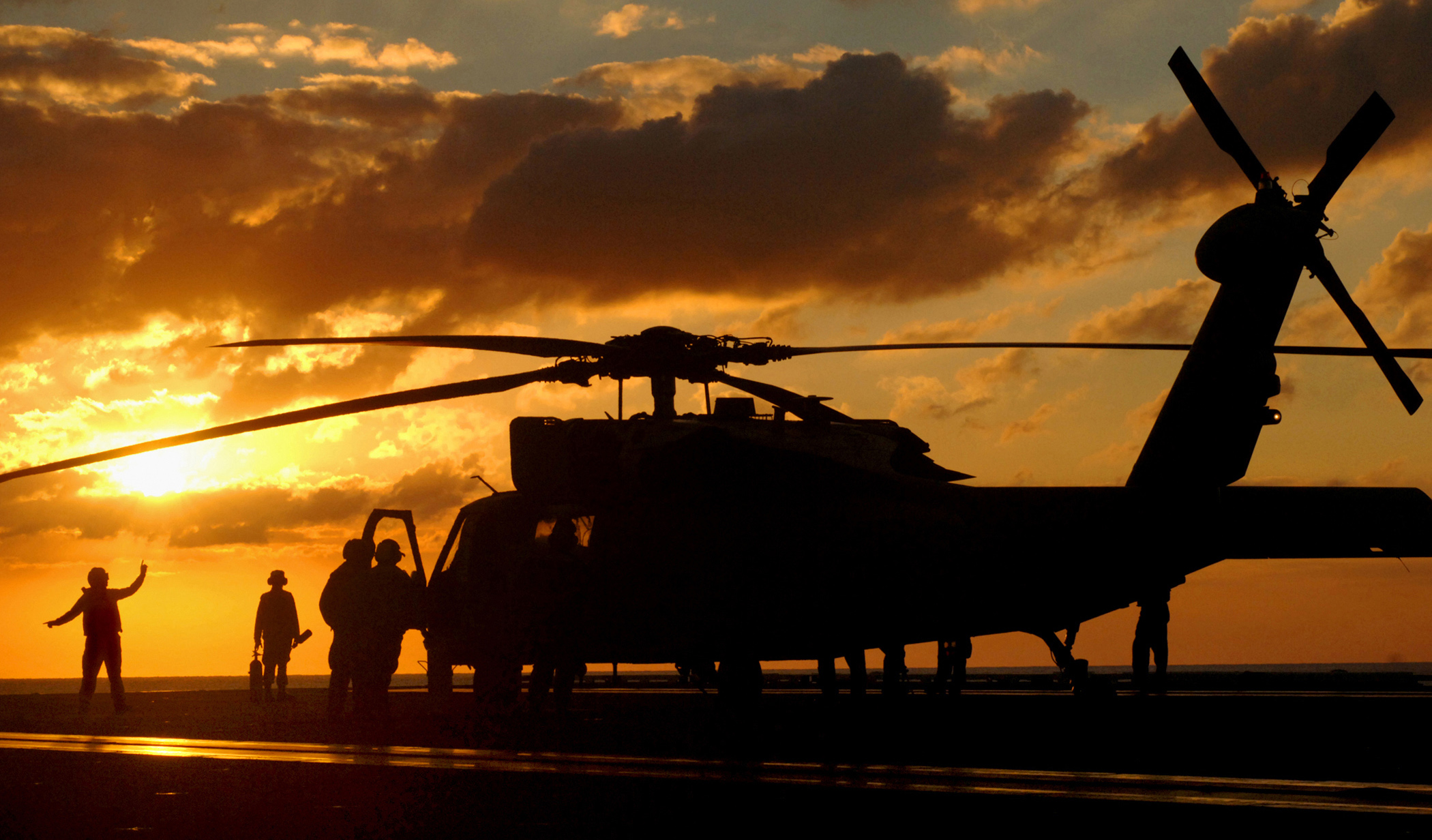 black hawk helicopter wallpaper