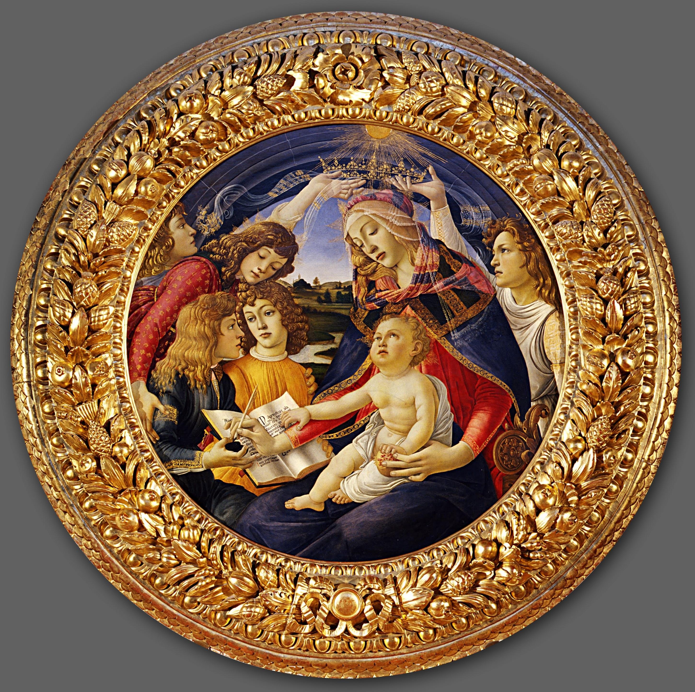 Sandro Botticelli dans art Magnificatio