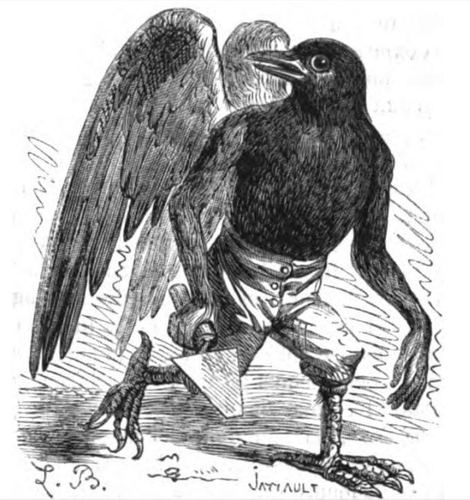 Crow Demon