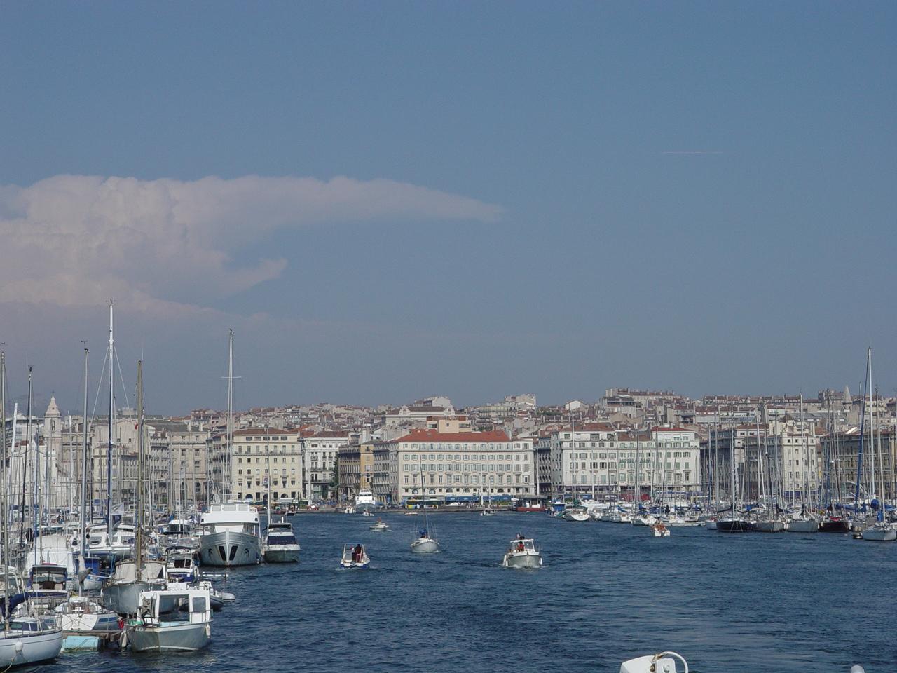 Marseille sightseeing - Parking marseille vieux port ...