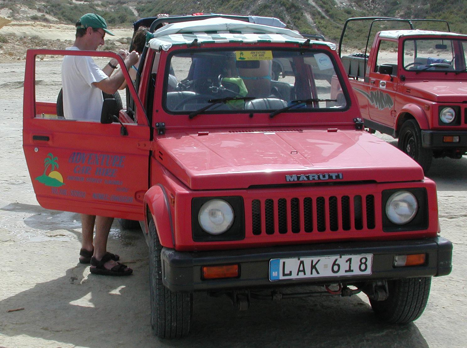 Maruthi  Used Cars