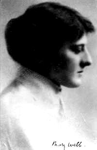 Portrait of Mary Webb