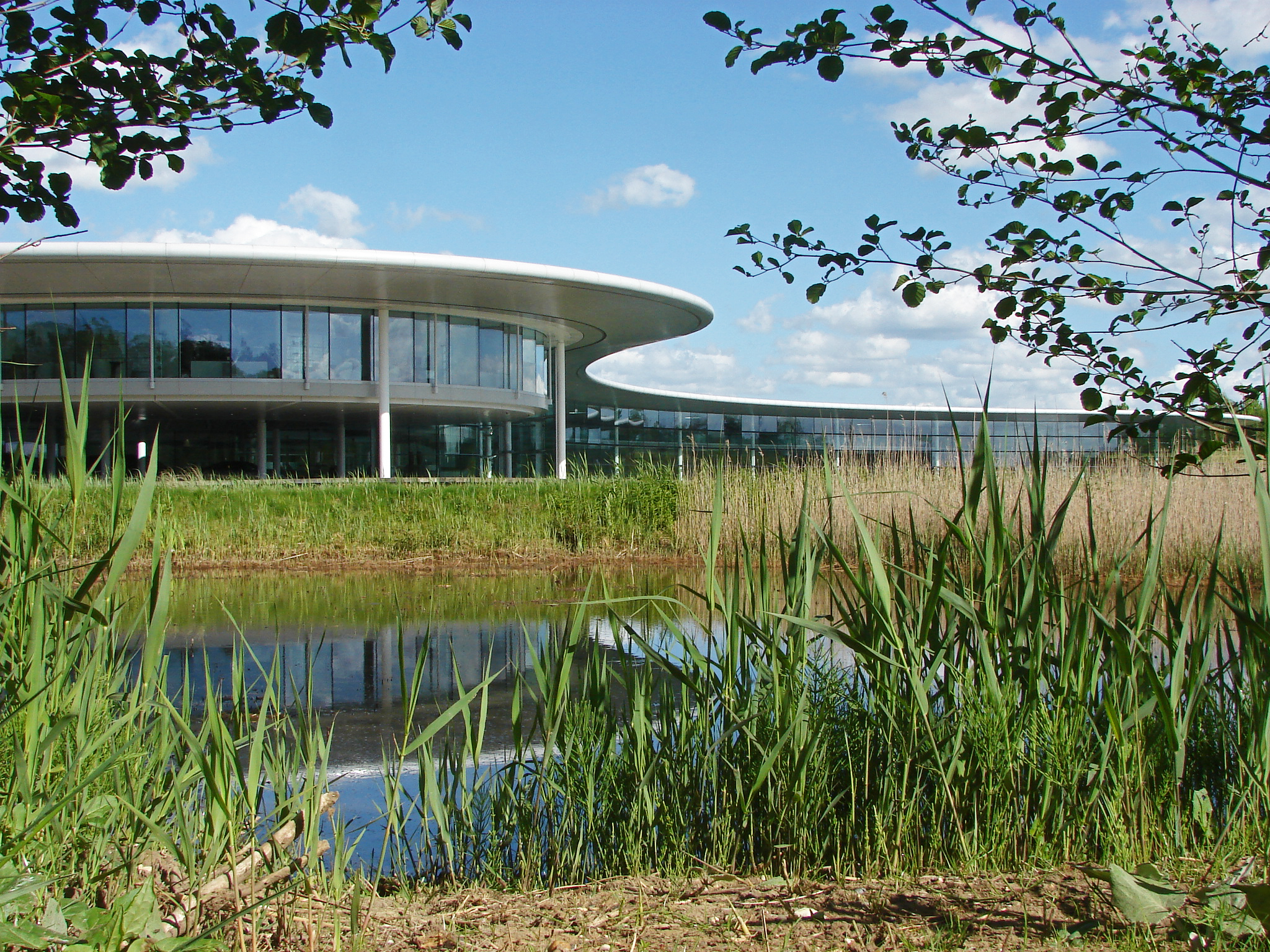 mclaren technology centre - wikipedia