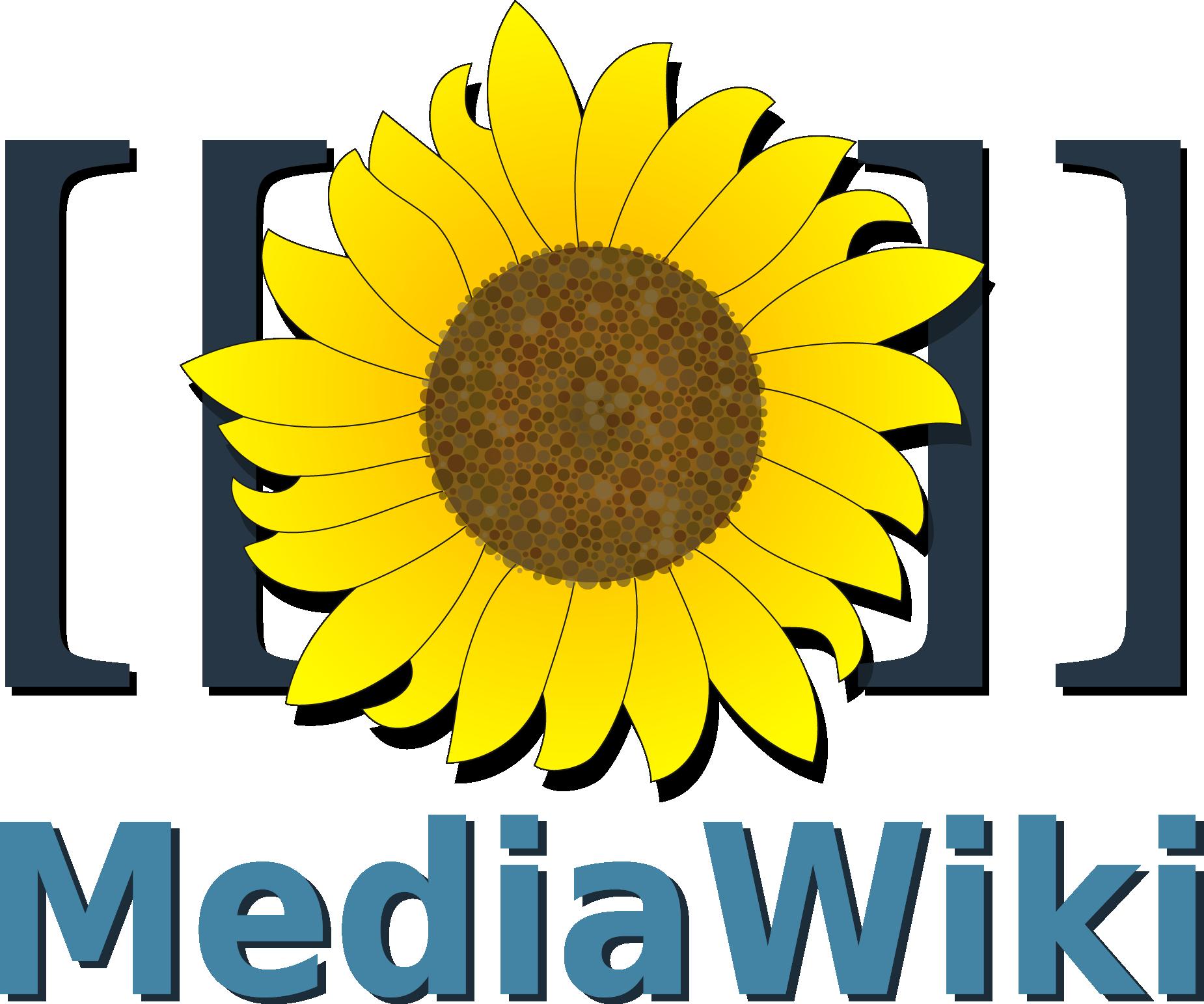Mediawiki's logo