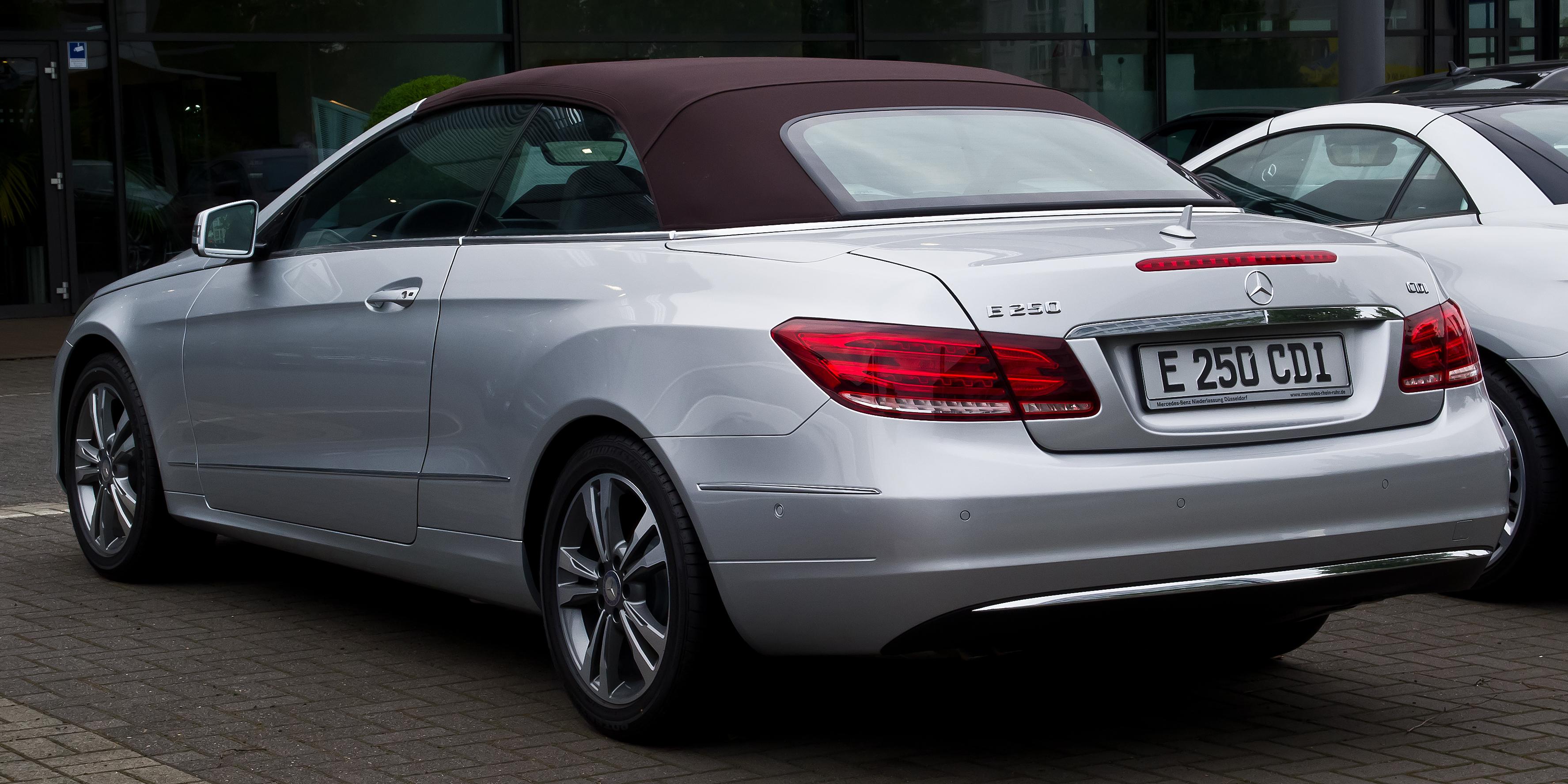 Mercedes E Class Price In Uae