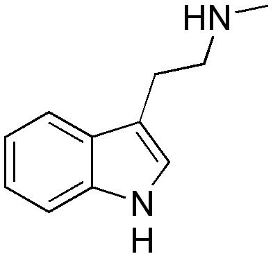N-Methyltryptamine - Wikipedia