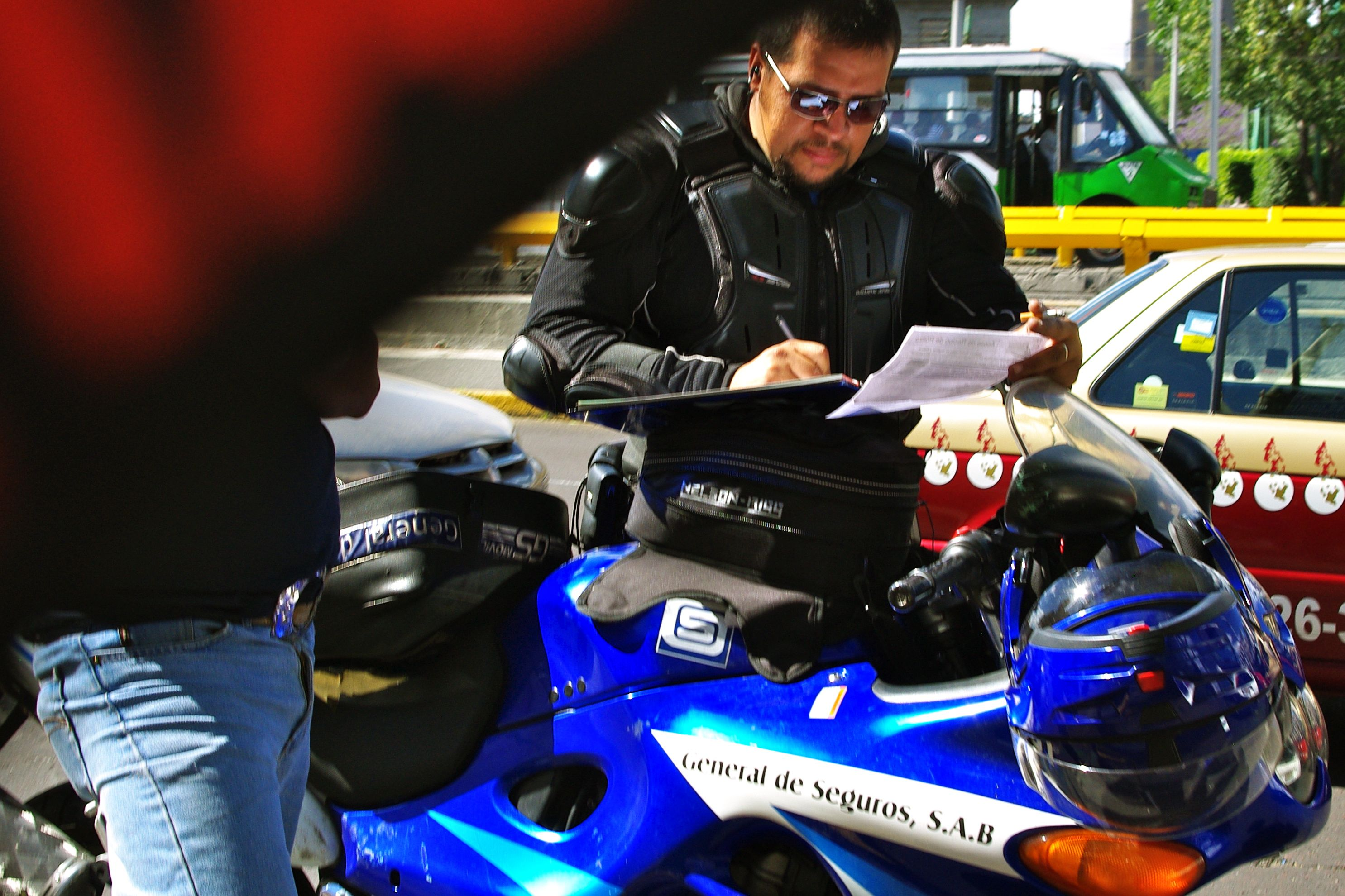 motorcycle essay Safety in numbers: dietmar otte's motorcycle dietmar otte's motorcycle helmet impact diagram none of the sources examined for this essay ac tually.