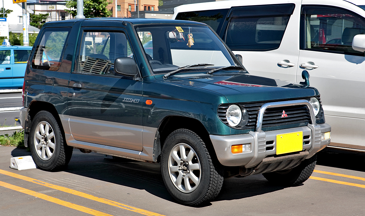 file mitsubishi pajero mini 001 jpg wikimedia commons
