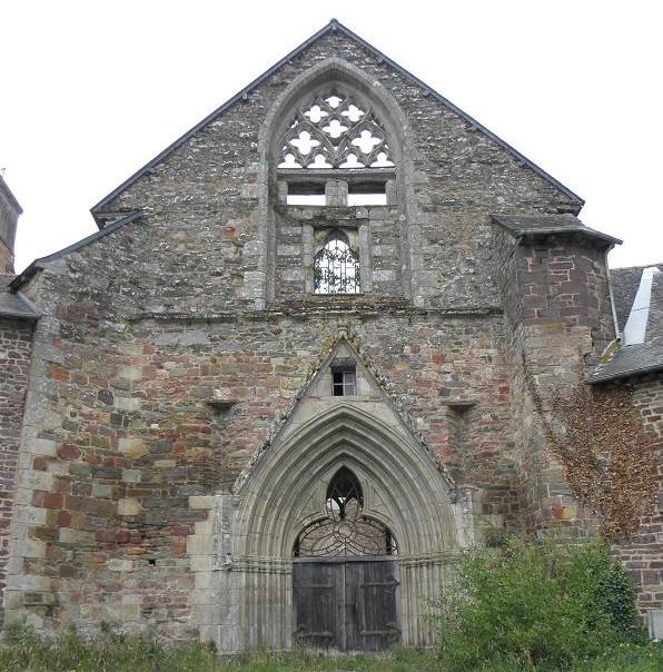 Abbaye saint jacques de montfort wikip dia for Architecte montfort sur meu