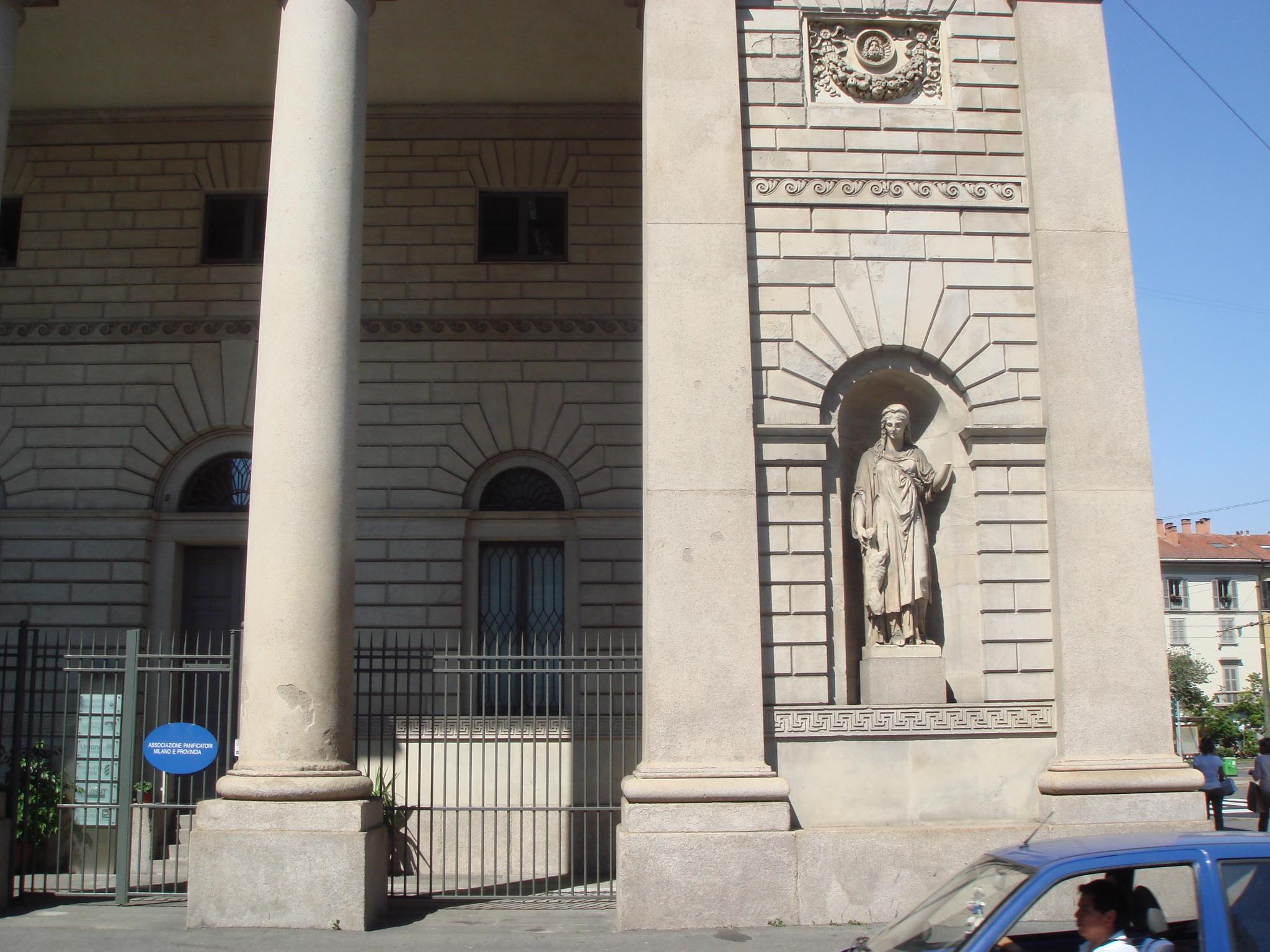 File monti gaetano diana 1832 porta venezia milano - Farmacia porta venezia milano ...