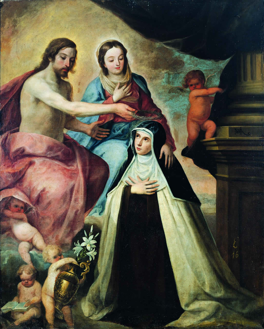 Maria Maddalena de' Pazzi - Wikipedia