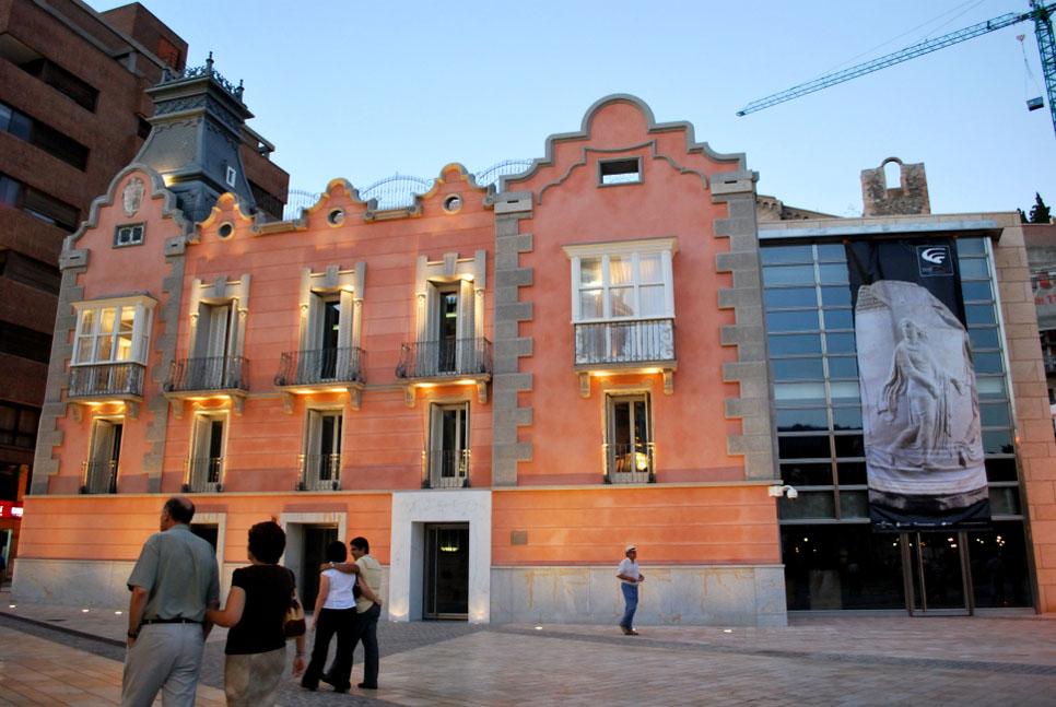 Museo del Teatro Romano de Cartagena - Wikipedia, la enciclopedia libre
