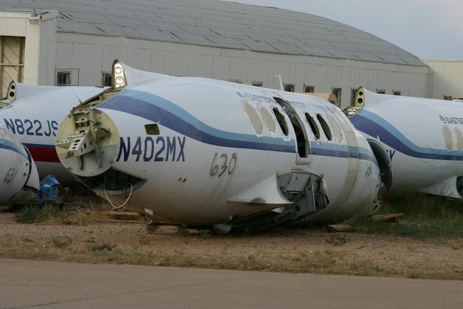 File:N402MX BAe Jetstream 31 Ex -- Eastern Metro Express (8392212720