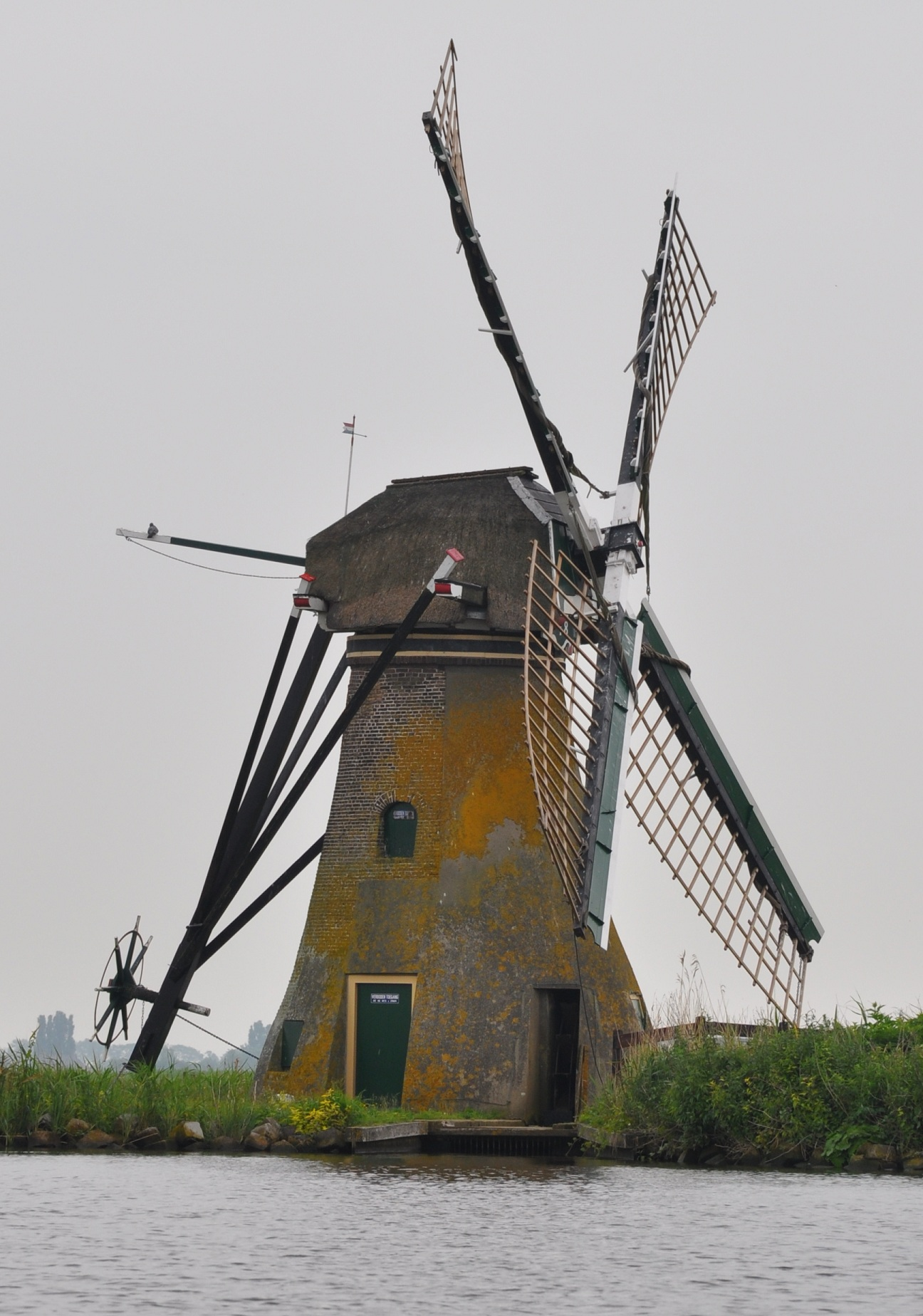 Kok Halland : FileNetherlands, Warmond, windmill De KokJPG  Wikimedia Commons