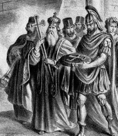 Πατριάρχης Νικόλαος Α΄ ο Μυστικός - Βικιπαίδεια