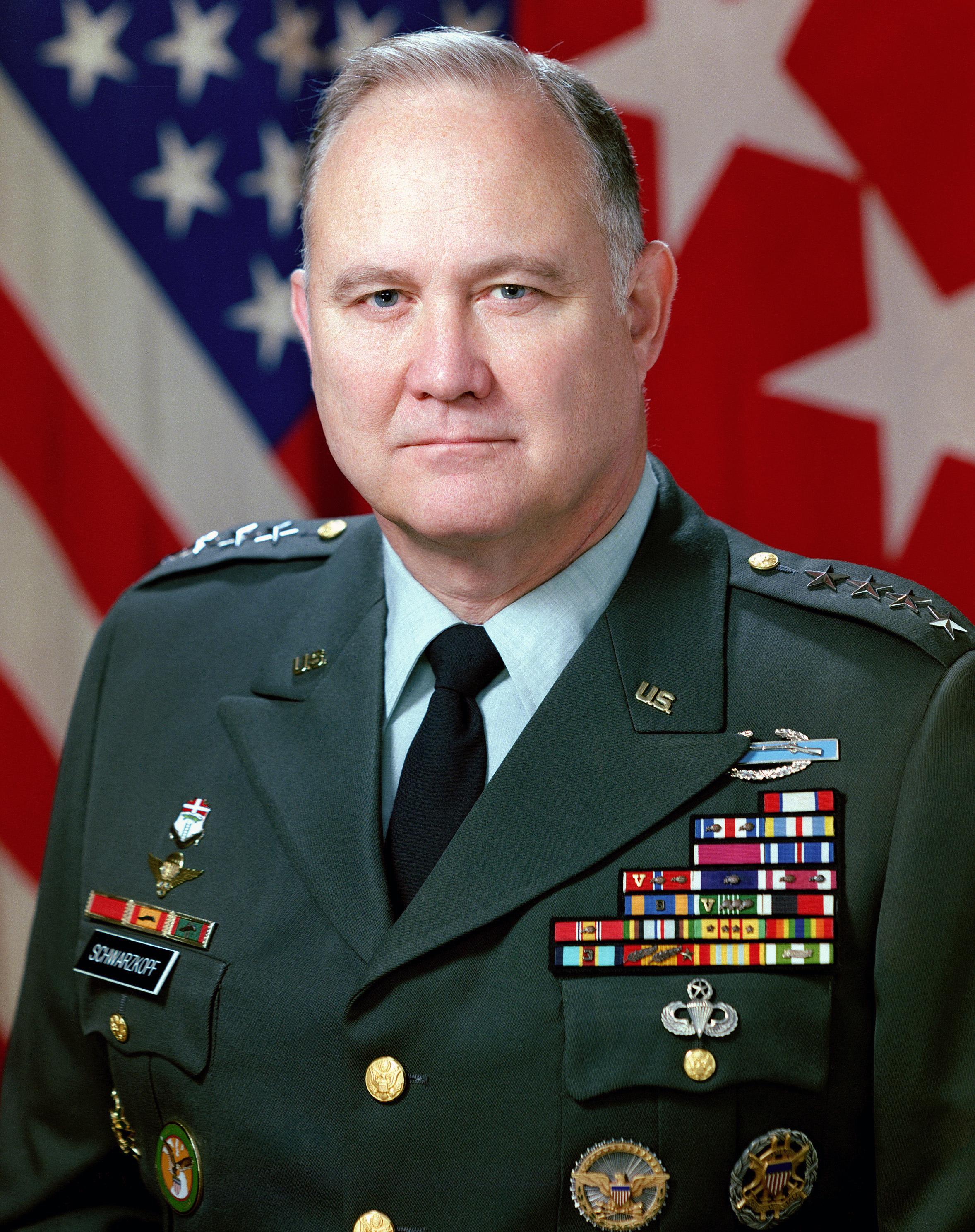 Norman Schwarzkopf - Wikipedia, la enciclopedia libre