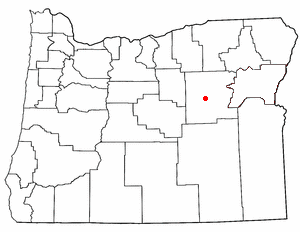 Loko di Mount Vernon, Oregon