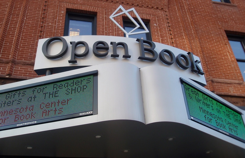 open book minneapolis wikipedia