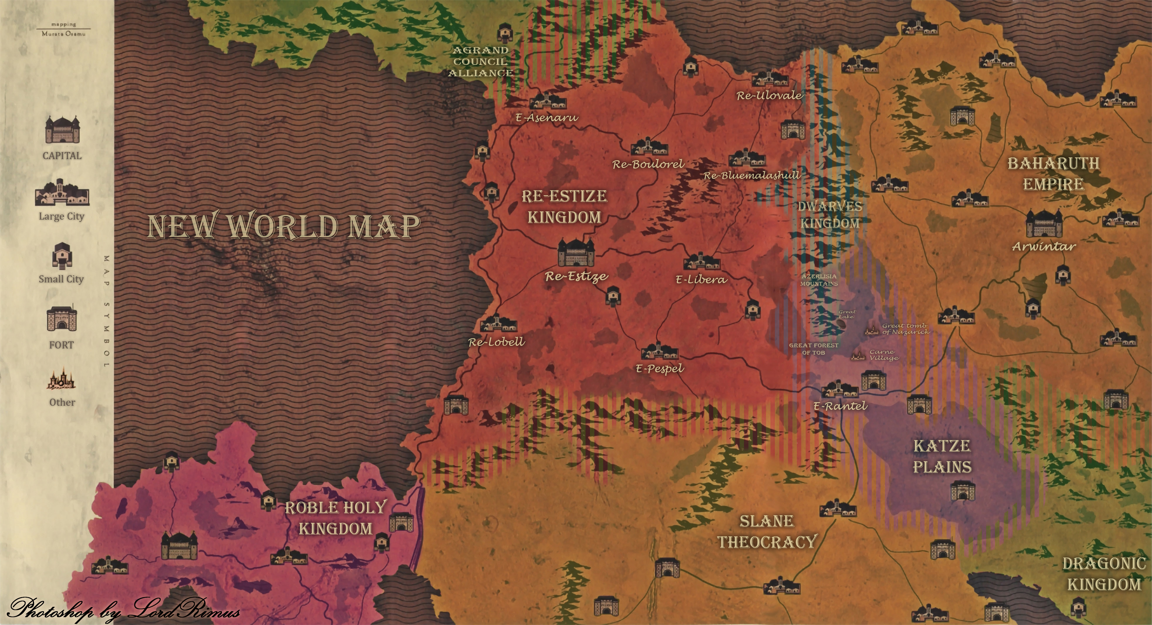 File:Overlord New World Map Eng Borders.   Wikimedia Commons