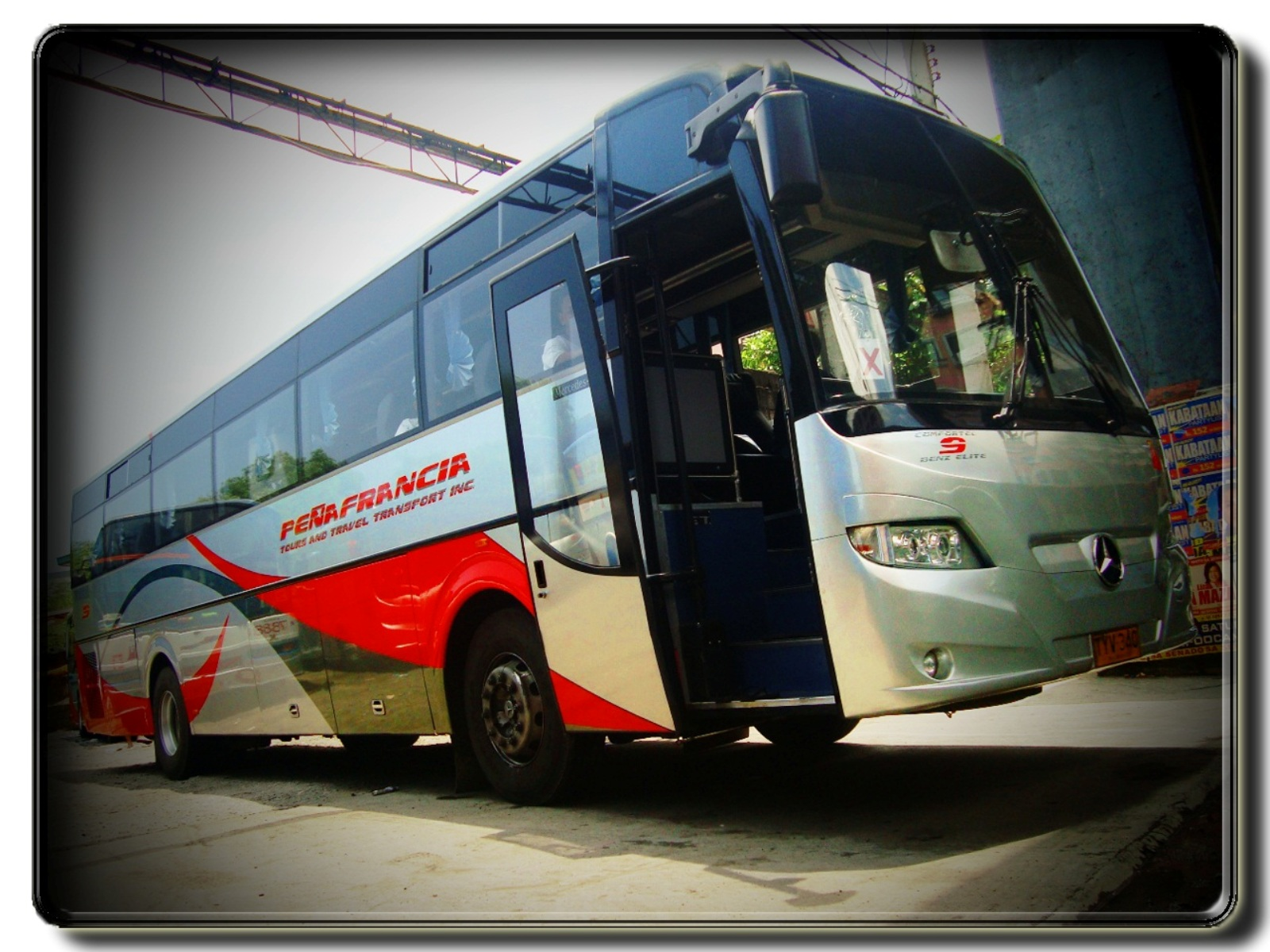 File pe afrancia tours and travel transport inc for Mercedes benz superdome tours