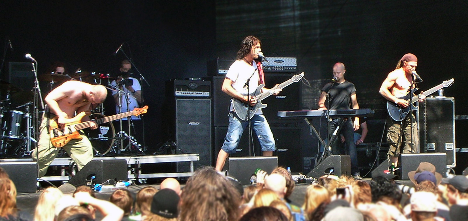 Progressive Metal Pain_of_Salvation_Sweden_Rock_2008