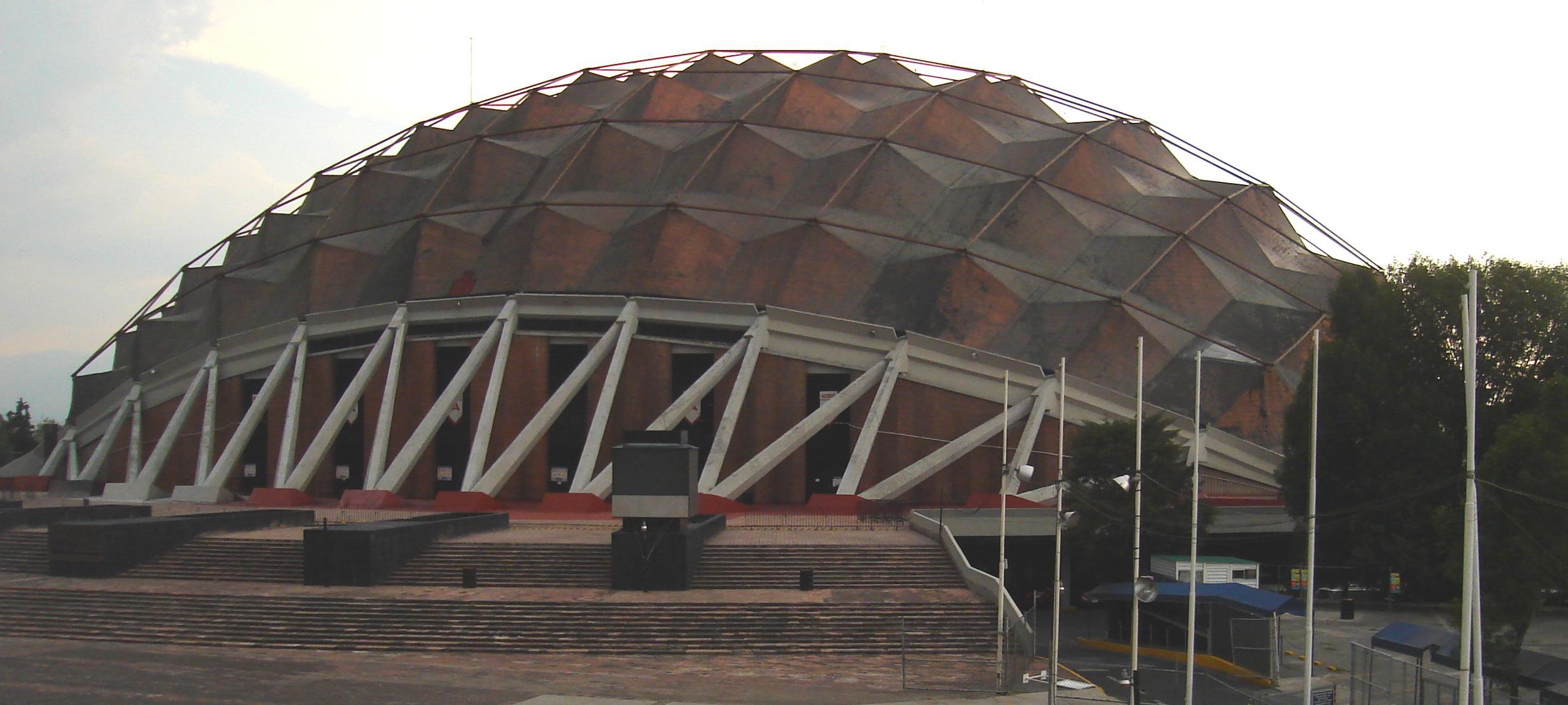 File palacio de los deportes jpg wikipedia for Palacio de los azulejos mexico