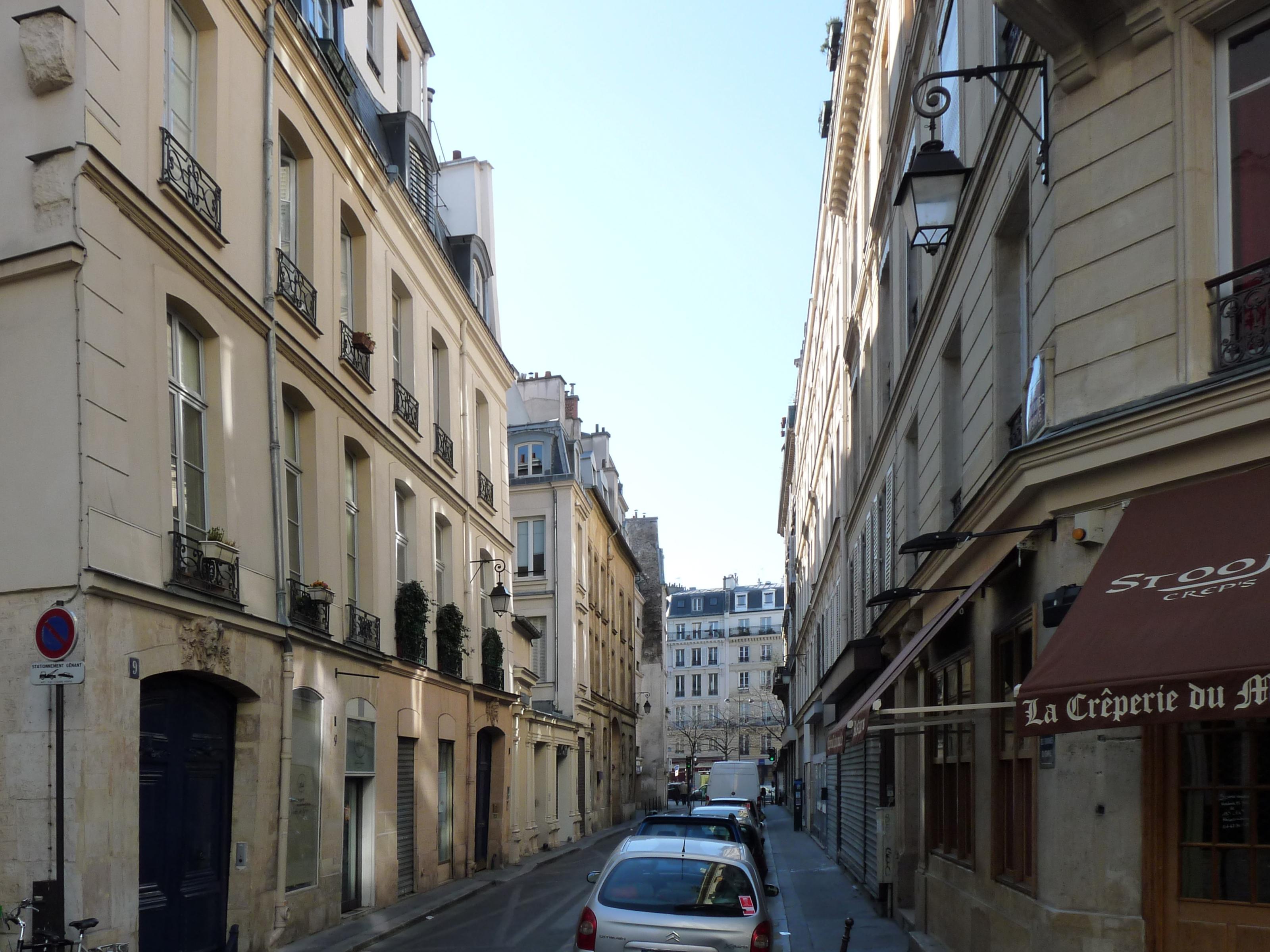 Hotel Paris Rue Du Temple