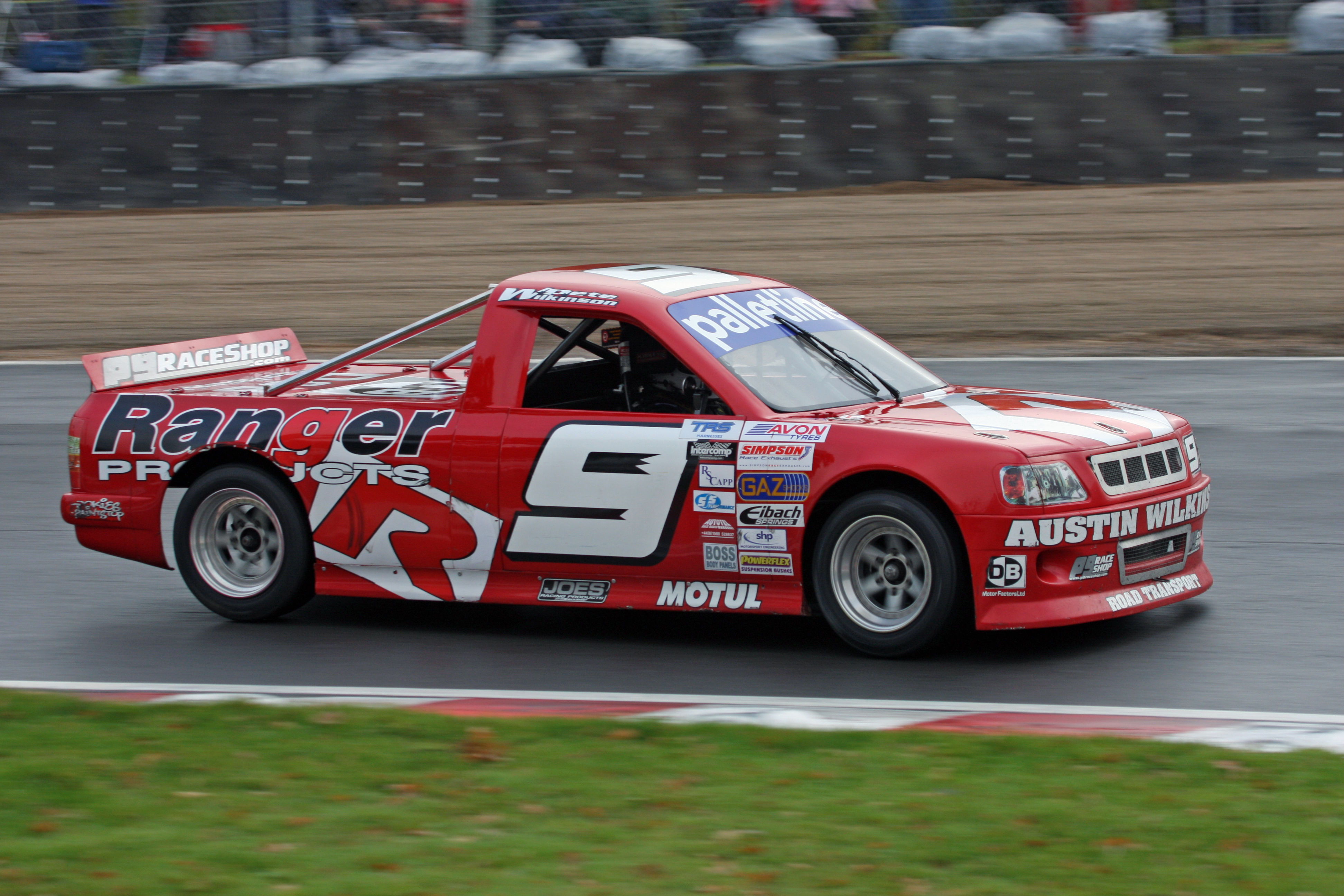 File Pickup Truck Racing Flickr Exfordy 8 Jpg
