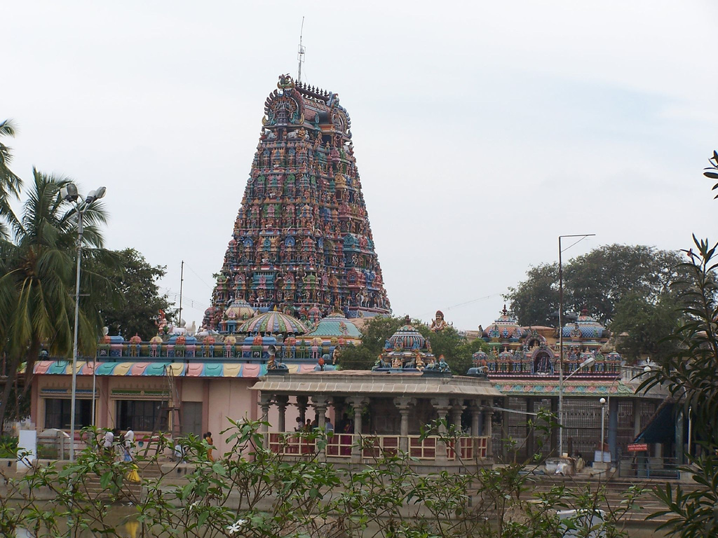 Karpaka Vinayakar Temple - Wikipedia