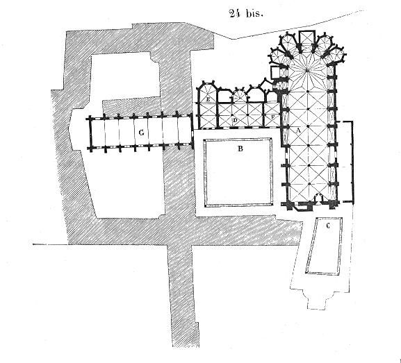 File Plan Eglise Jacobins Toulouse Png Wikipedia