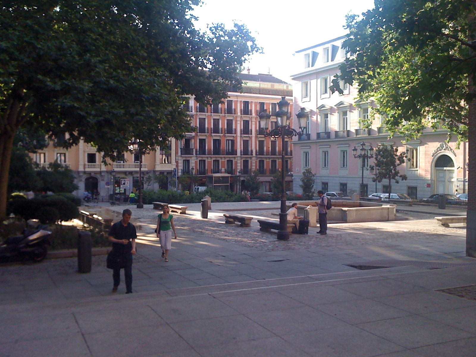 File Plaza Del Rey Madrid 4776973325 Jpg Wikimedia Commons