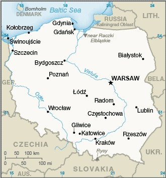 Poland-CIA WFB Map.png