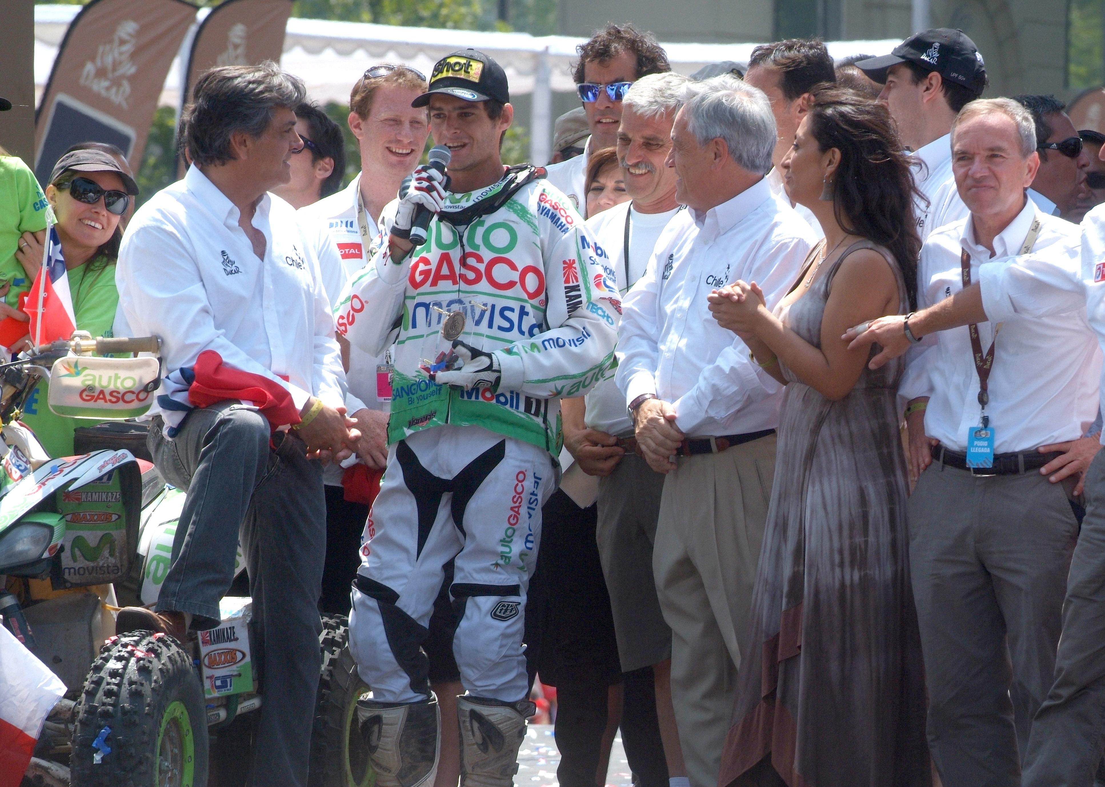 Archivo:Premiación del Rally Dakar 2013 (8399314392).jpg ...
