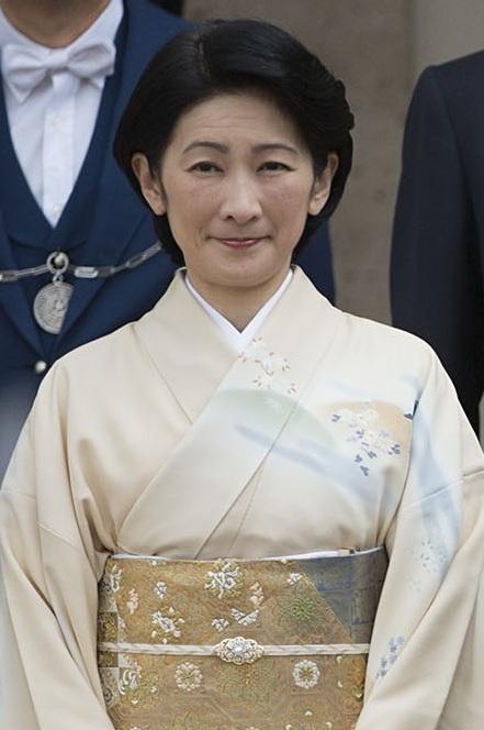 Kiko, Princess Akishino