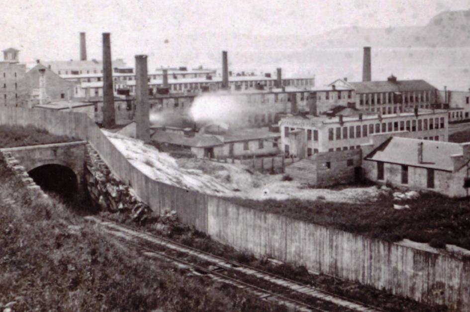 1863年〜1885年 : 危険なアメリカ刑務所 ギャング【アメリカ刑務所 ...