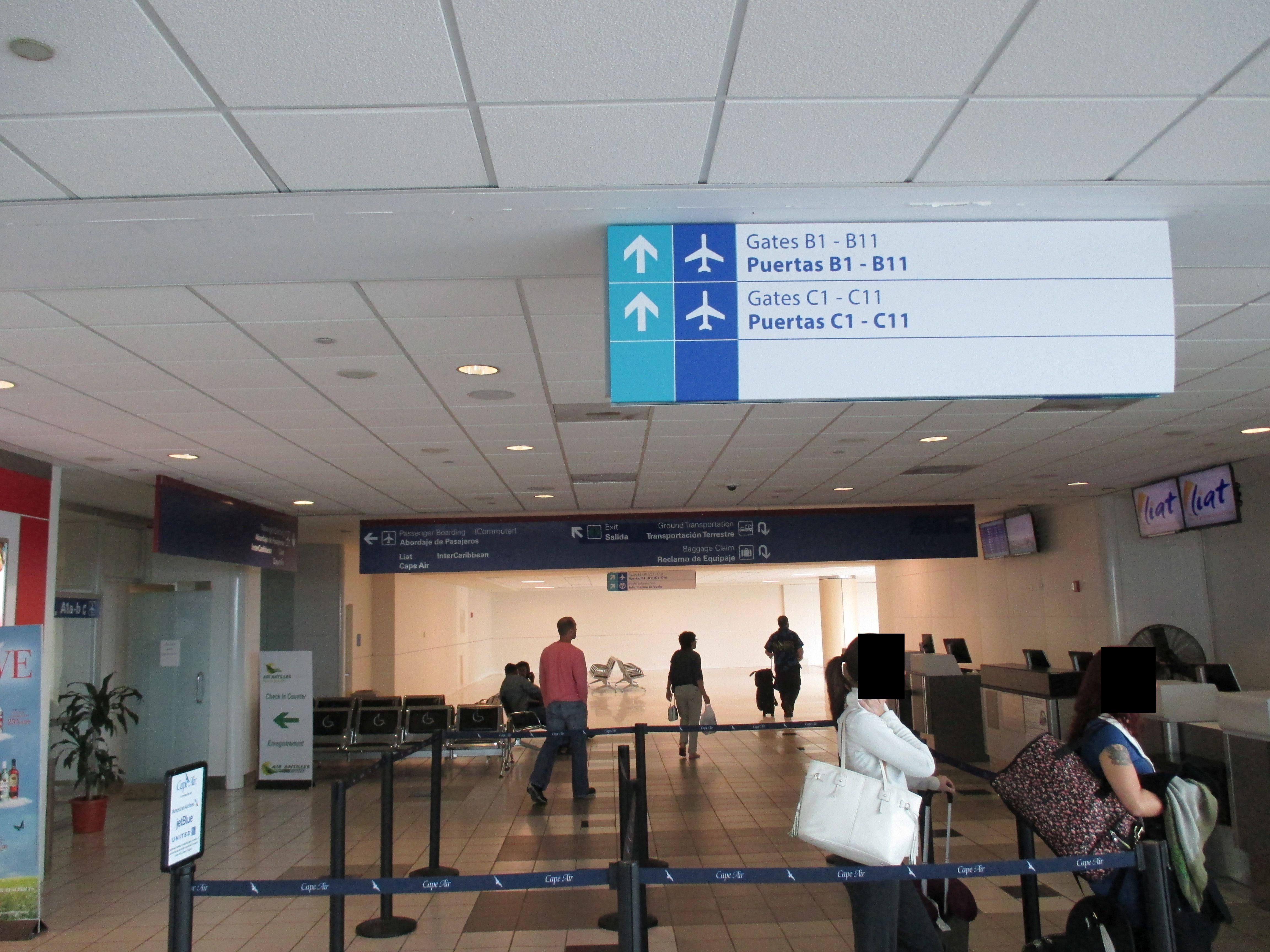 San Juan Airport Car Rental Place