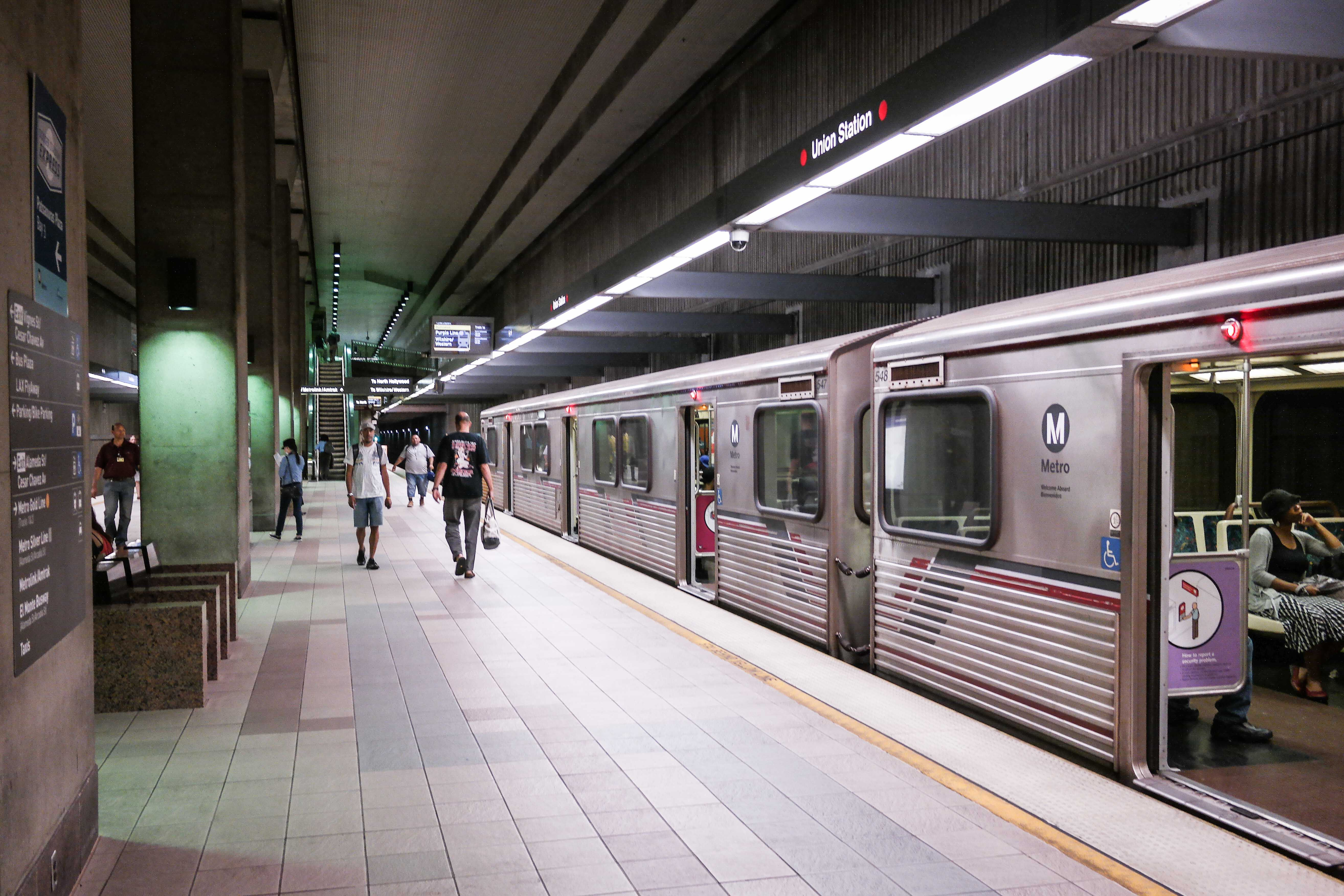 возрастом ничего фото метро лос анджелеса очередной