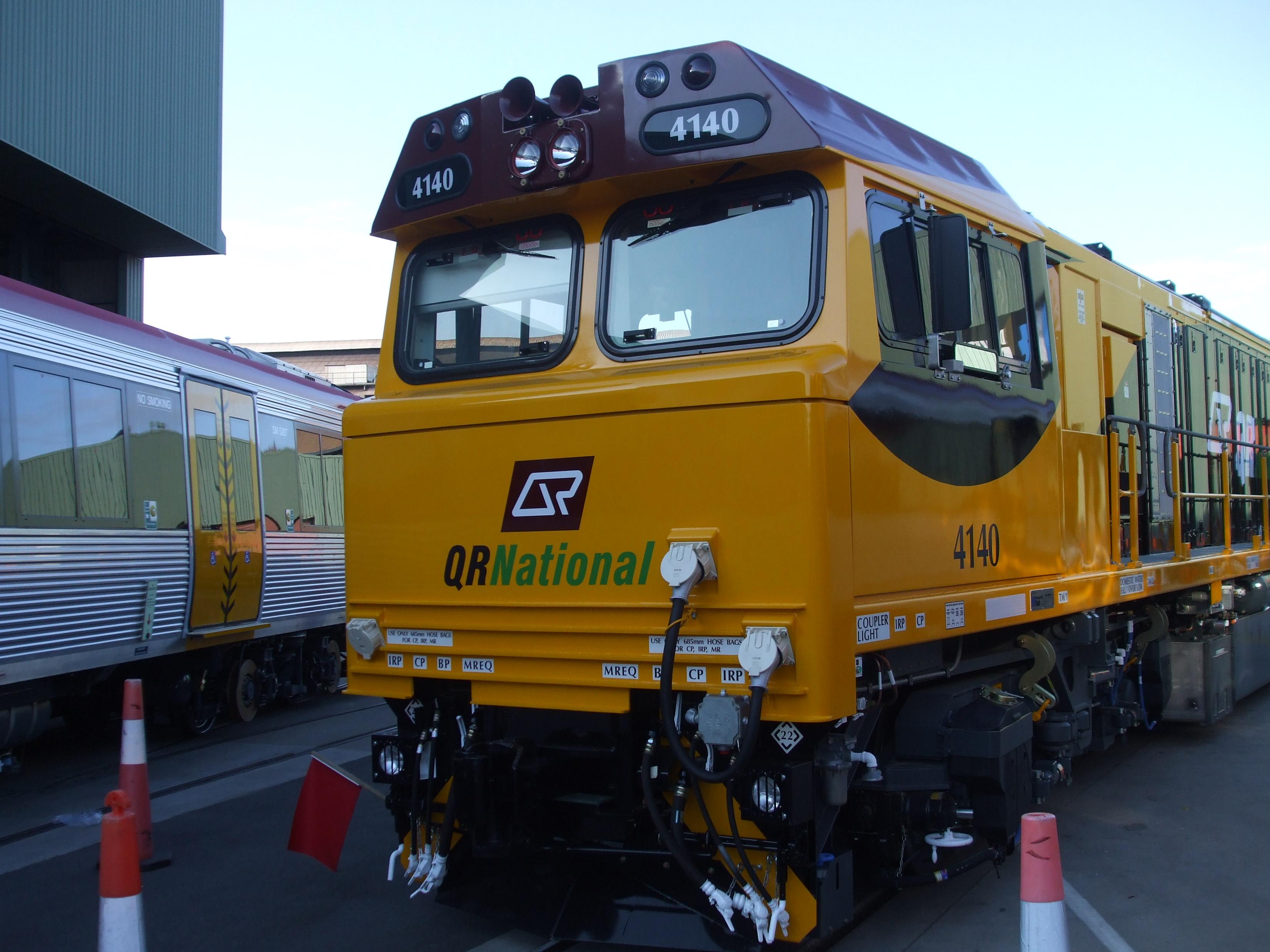 Downer EDI Rail GT42CU ACe - Wikiwand